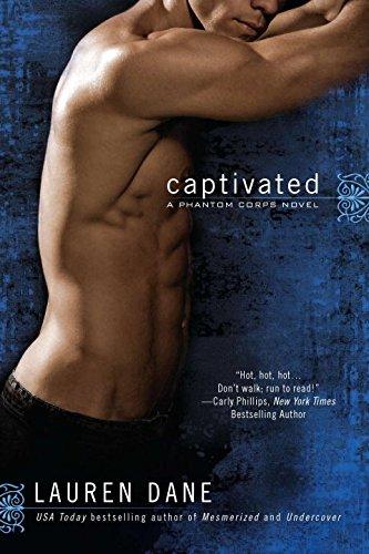 Image of Captivated (A Phantom Corps Novel)
