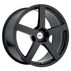 TSW Panorama Wheel with Matte Black Finish (18″x9.5″/5x112mm)