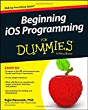 img - for Beginning iOS Programming For Dummies book / textbook / text book