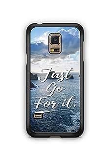 YuBingo Love Yourself Designer Mobile Case Back Cover for Samsung Galaxy S5 Mini