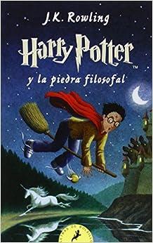Amazon.com: Harry Potter - Spanish: Harry Potter Y LA Piedra Filosofal