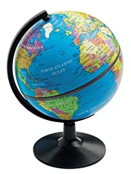 Elenco  5″ Desktop Political Globe