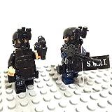 SWAT 特殊部隊 ツーマンセル フル装備 レゴカスタムキット LEGOカスタムパーツ アーミー