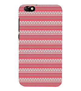 EPICCASE ethnic pattern Mobile Back Case Cover For Huawei Honor 4X (Designer Case)