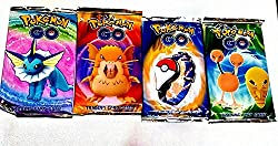 Raksha Bandhan Special Pokemon Go cards (20 packs) 6cards free Free EX cards inside the packs IT's Nowhere But Here !Free !All New Pokemon Cards Go for kids are here (non licensed)