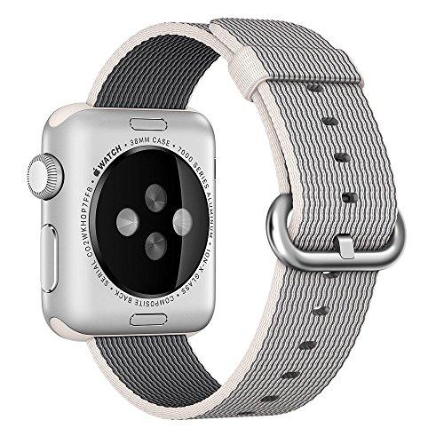 apple-watch-correa-venterr-woven-nylon-reemplazo-wrist-correa-bracelet-strap-with-classic-buckle-for