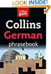 German Phrasebook (Collins Gem) (Germ...