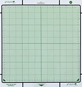Cricut 12-by-12-Inch Tacky Cutting Mats with Measurement Grids, Set of 2