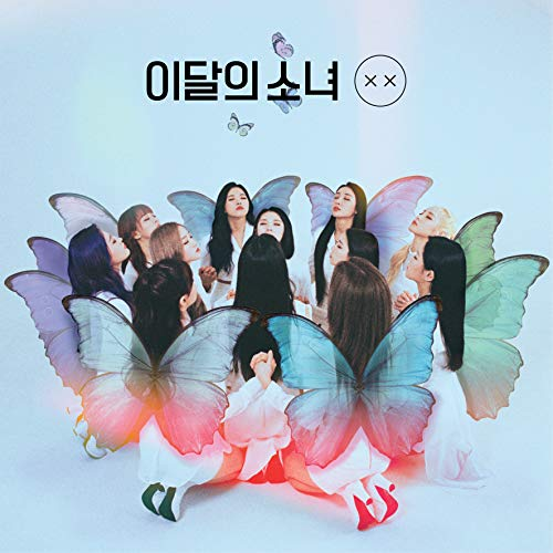 CD : Loona - X X (mini Repackage Album) (Limited A Version)