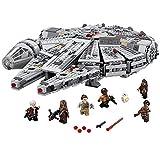 KO VERSION: Millennium Falcon (STAR WARS) - Compatible with LEGO (includes retail box)