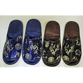 Travel Slippers 2 pair