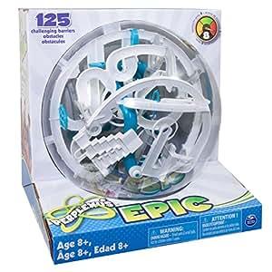 Spin Master Games - 6022080 - Jeu d'Action et de Réflexe - Labyrinthe 3D Perplexus - Epic
