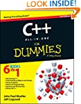 C++ All-in-one For Dummies (For Dummi...