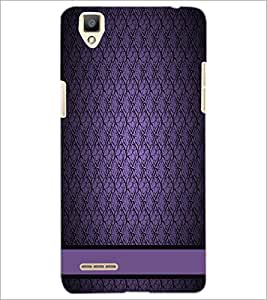 PrintDhaba Pattern D-2202 Back Case Cover for OPPO F1 (Multi-Coloured)