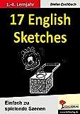 Image de 17 English Sketches: Einfach zu spielende Szenen
