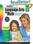 Spectrum Language Arts and Math, Grad...