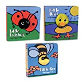 Finger Puppet Board Book Bundle