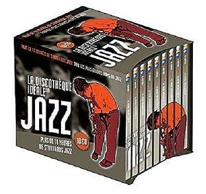 La Discothèque Idéale Jazz (Coffret 10 CD)