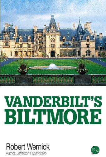 Vanderbilt's Biltmore cover