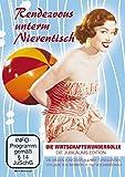 DVD Cover 'Rendezvous unterm Nierentisch - die Wirtschaftswunderrolle - Jubiläums-Edition (Neuauflage 2015)