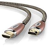 Uplink - Premium 2m - HDMI-Kabel Ultra HD 4k