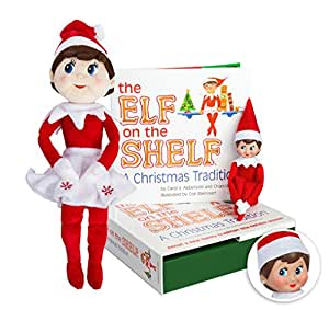 elf on the shelf girl amazon
