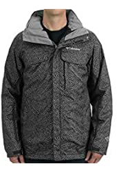 COLUMBIA MOUNTAIN MARVEL INTERCHANGE 3 IN 1 SYSTEM JACKET MEN'S