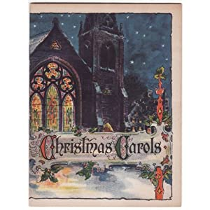 John Hancock Life Insurance Christmas Carols Booklet