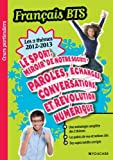 img - for francais les 2 themes 2012 - 2013 book / textbook / text book