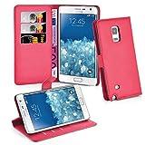 Cadorabo - Book Style Hülle für Samsung Galaxy NOTE EDGE