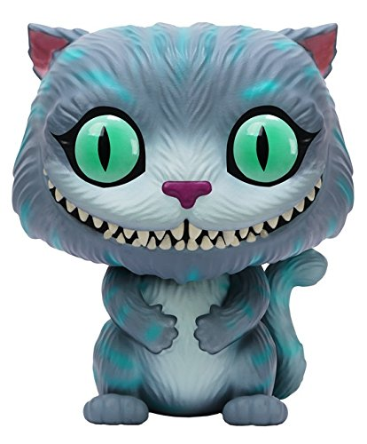 Pop! Disney - Muñeco cabezón Alice in Wonderland - Cheshire Cat (Funko 6711)