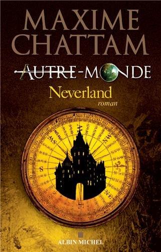 Autre-Monde série de Maxime Chattam 51uVe5DkvdL._