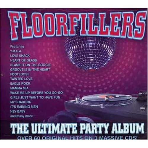 -ULTIMATE PARTY ALBUM: Floorfillers-Ultimate Party Album: Music