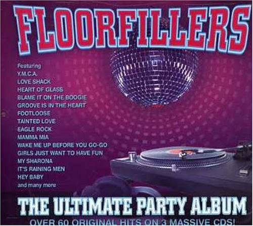 Ultimate floorfillers cd covers for 1234 get on the dance floor ringtone