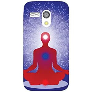 Motorola Moto G Back Cover - At Rest Designer Cases