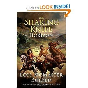 Horizon (The Sharing Knife) - Lois Mcmaster Bujold