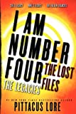 I Am Number Four: The Lost Files