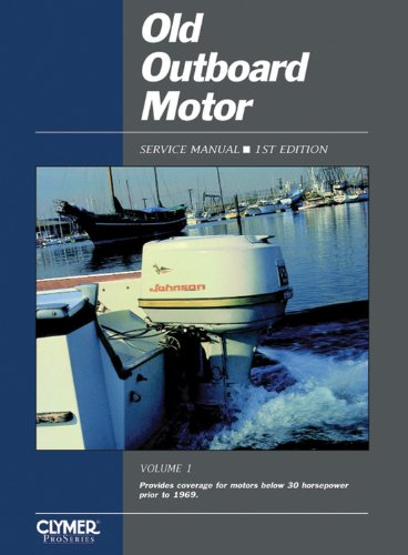 Old outboard motors johnson for How to service johnson outboard motor