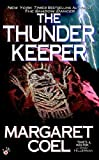 img - for The Thunder Keeper. [Wind River Reservation Mystery Novel, and the Arapaho Indians]. book / textbook / text book