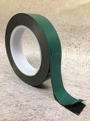 12mm-x-5-meters-black-double-sided-foam-tape-automotive-grade-waterproof