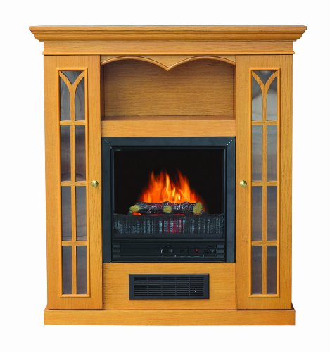 Riverstone Industries Electric Cathedral Fireplace picture B008QJVNVM.jpg
