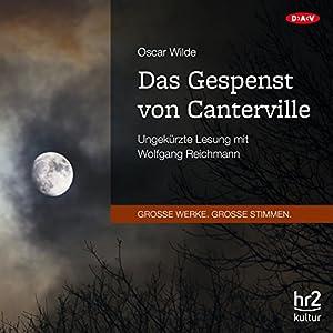 Das Gespenst von Canterville Hörbuch