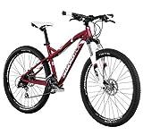 Diamondback Bicycles 2014 Lux Women's Mountain Bike , 17-Inch, Red