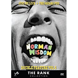 Norman Wisdom Double Feature: Vol. 3