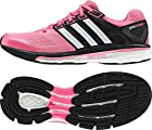 Adidas Supernova Glide 6 Boost Women's Running Shoes - 9.5 - Pink