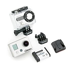 GoPro HD HERO Naked Wearable Camera