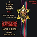 Scavengers: Posadas County Mysteries #1 (       UNABRIDGED) by Steven F. Havill Narrated by Stephanie Brush