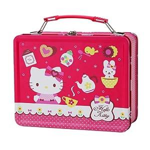 Hello Kitty Lunch Box Tea Time