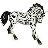 Schleich - 13769 - Figurine Animal - Jument Knabstrupper