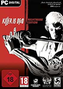 Killer is Dead: Nightmare Edition (100% Uncut) [PC Steam Code]